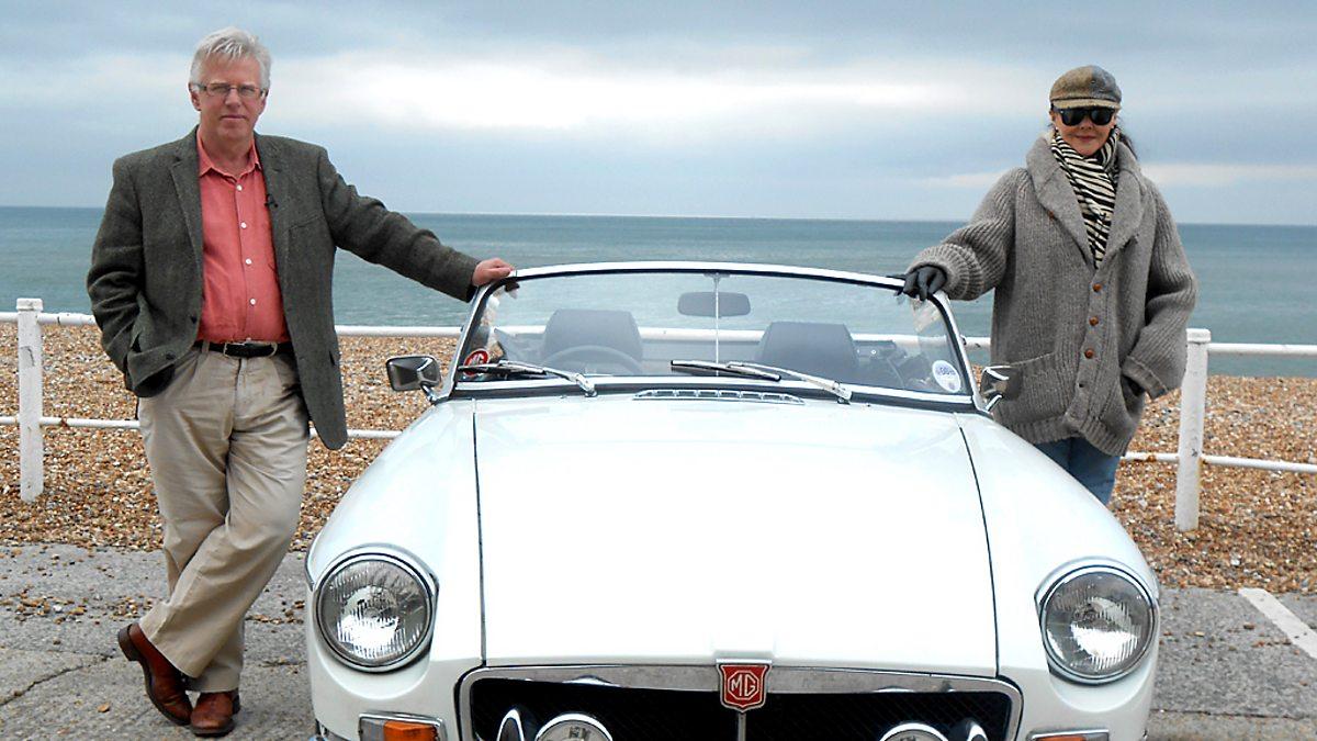 Celebrity Antiques Road Trip BBC Series 7 Episode 3