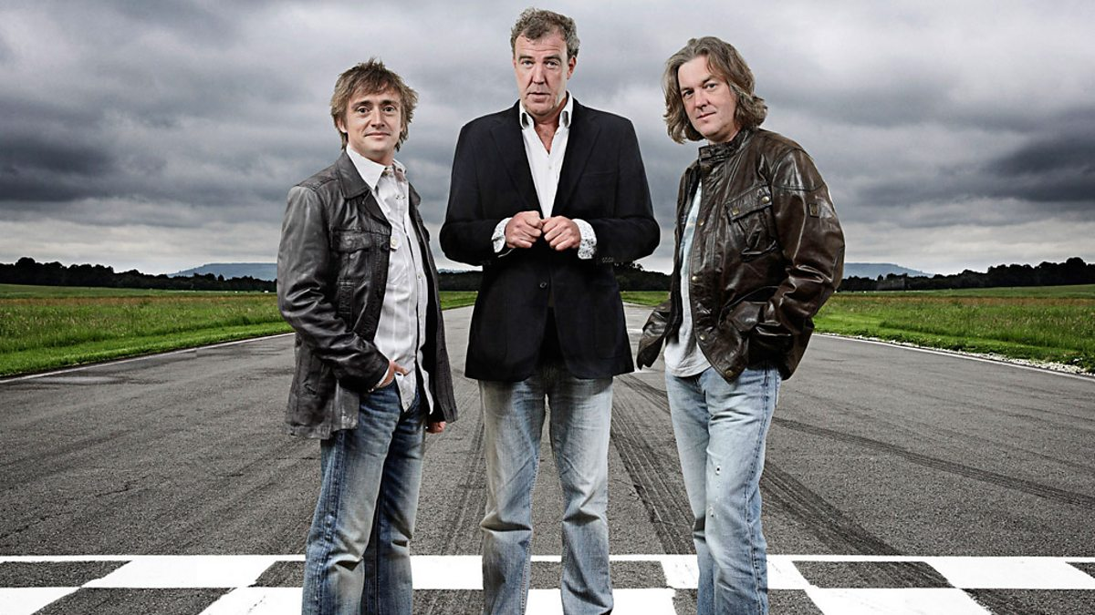 bbc two top gear track plan