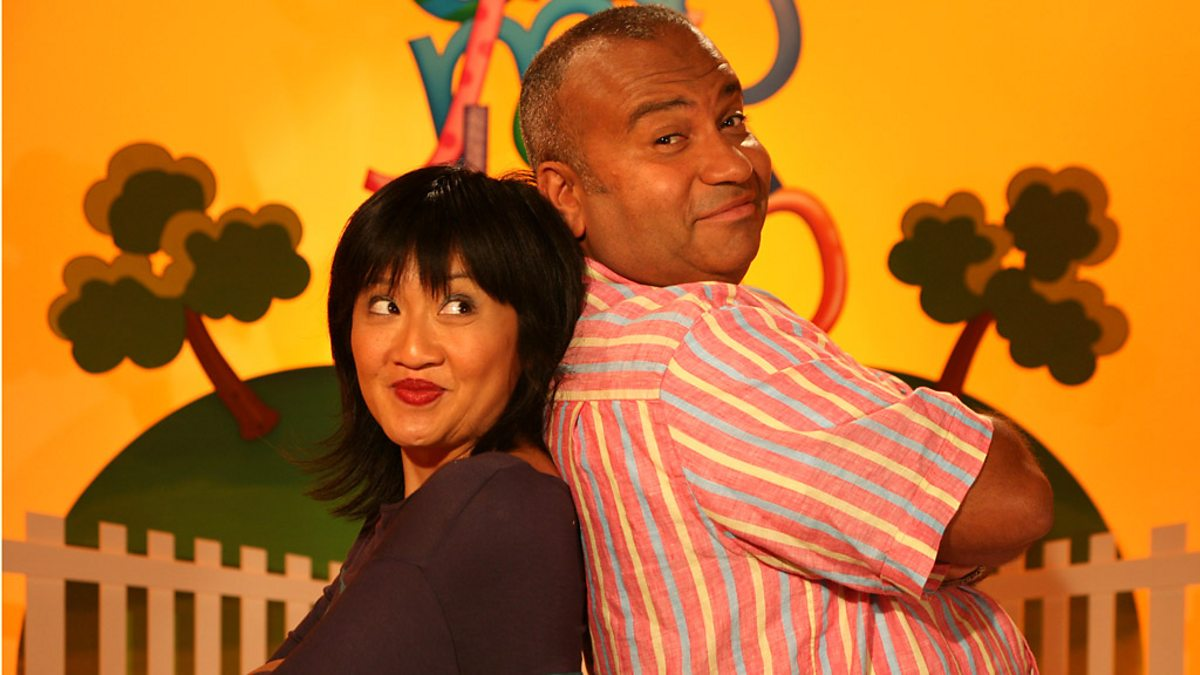 BBC Two - Words and Pictures: Fun with Phonics, U and B