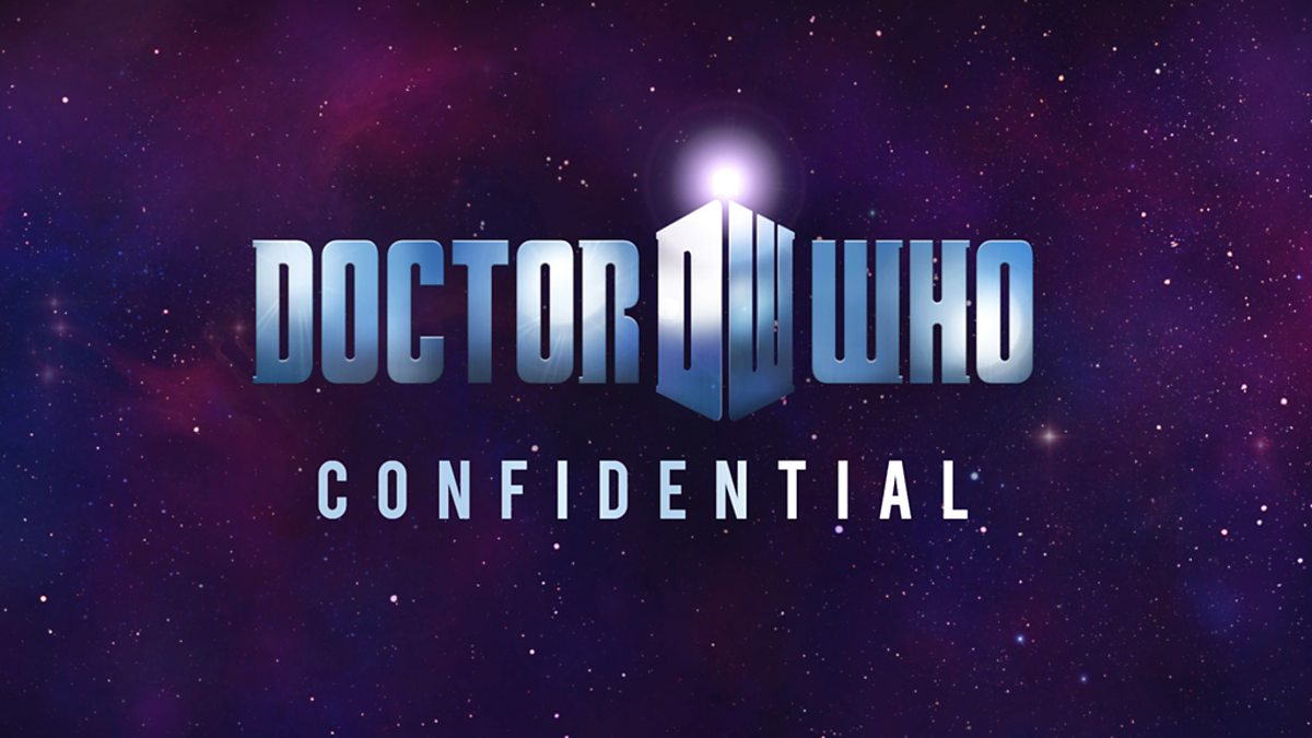 Bbc Three Doctor Who Confidential Series 2 Friends Reunited