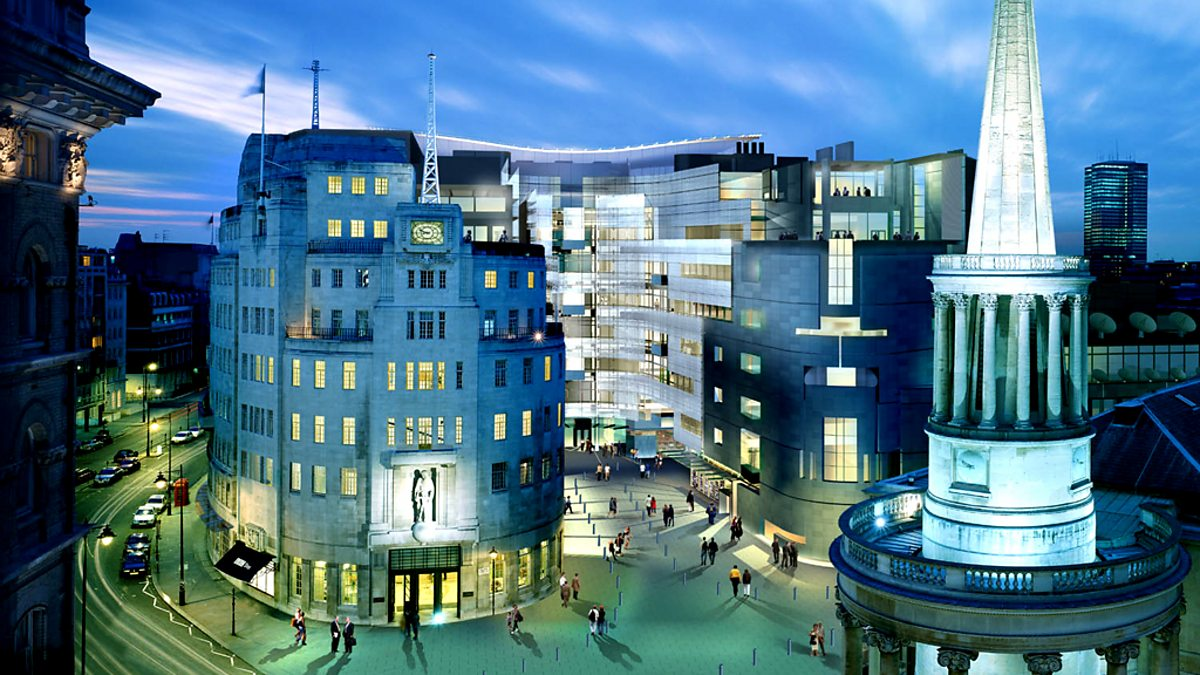 Image result for bbc broadcasting house