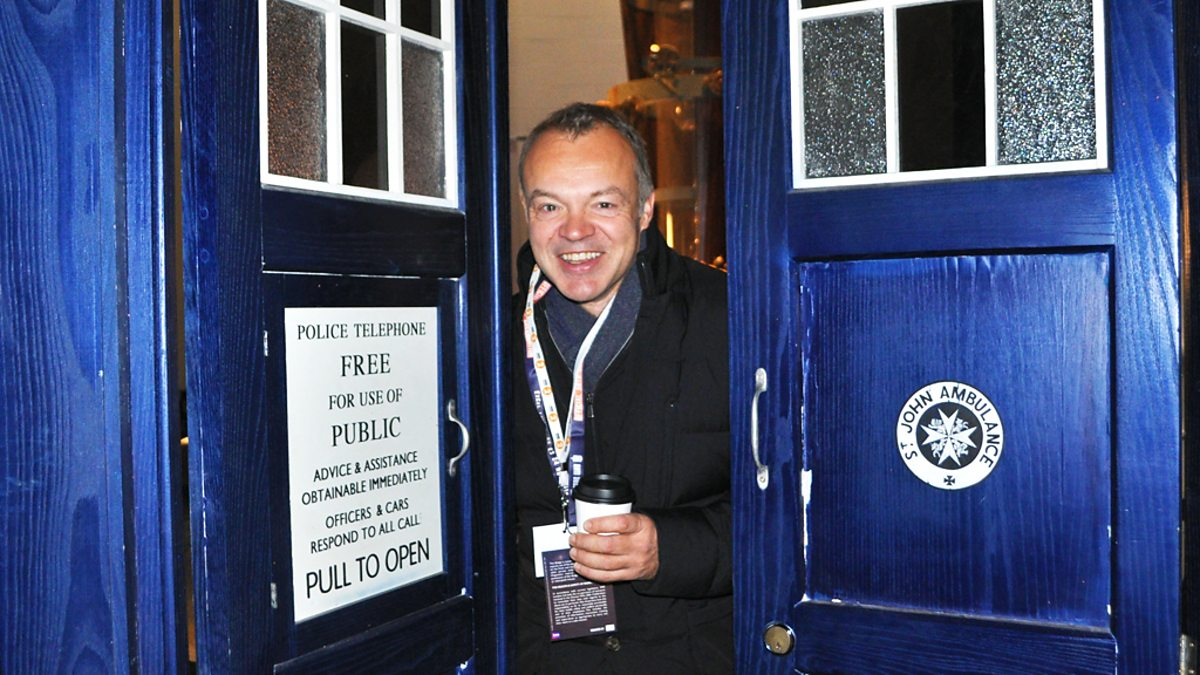 Bbc Radio 2 Graham Norton Live From The Doctor Who