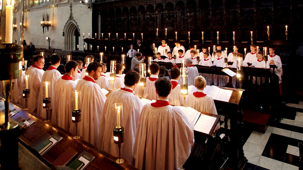 Reformed Theology The King's College of Cambridge's Nine Lessons and Carols is online for those looking to add to their Christmas playlist.  Calvinism