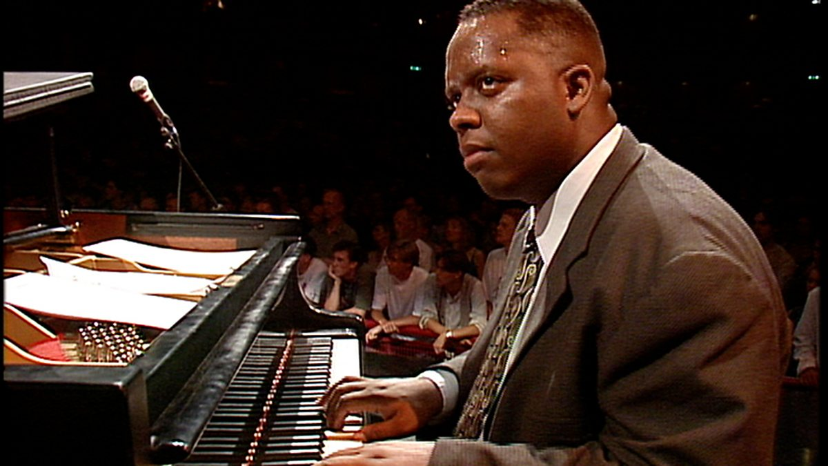 BBC | BBC Radio 3 - BBC Proms, 1995, Julian Joseph All Star Big Band