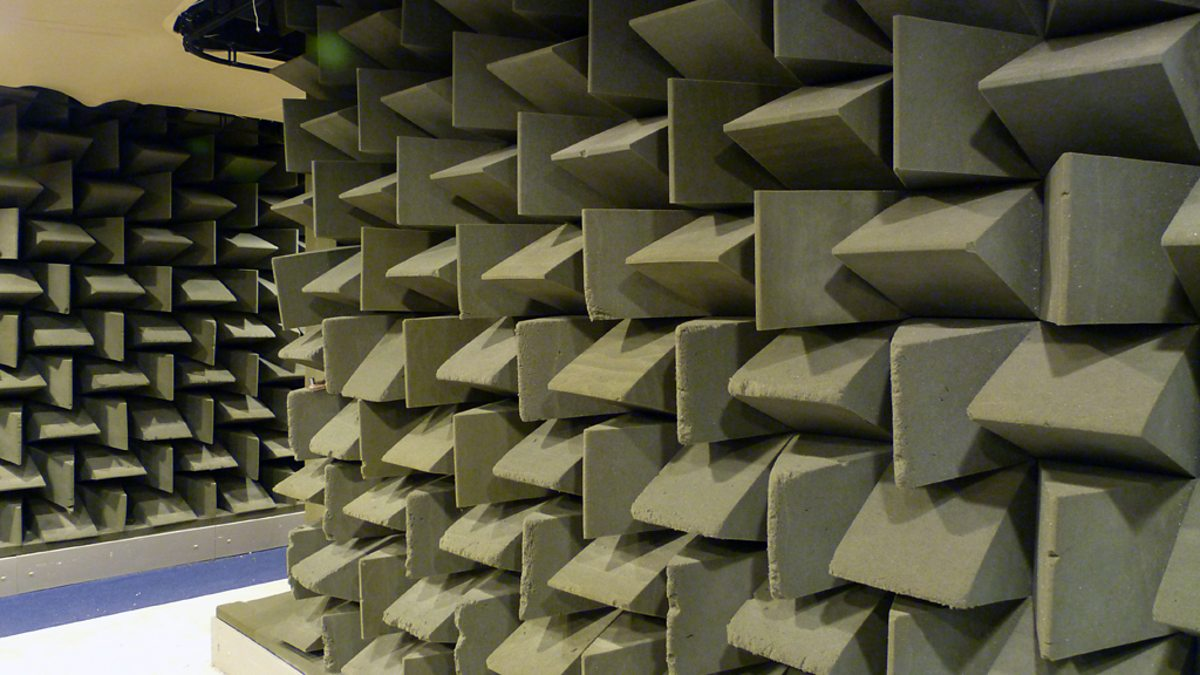 Bbc Radio 4 Dead Room The Panels Absorb The Sound With