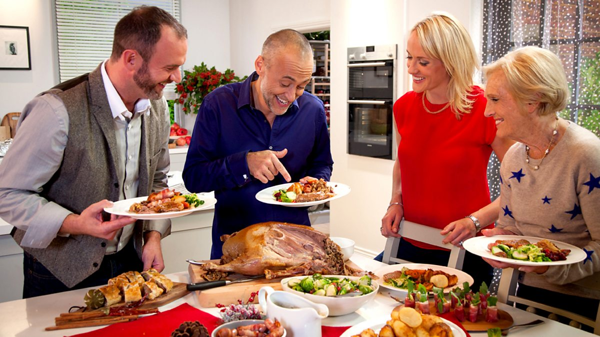 BBC Two - Food & Drink, Christmas Special