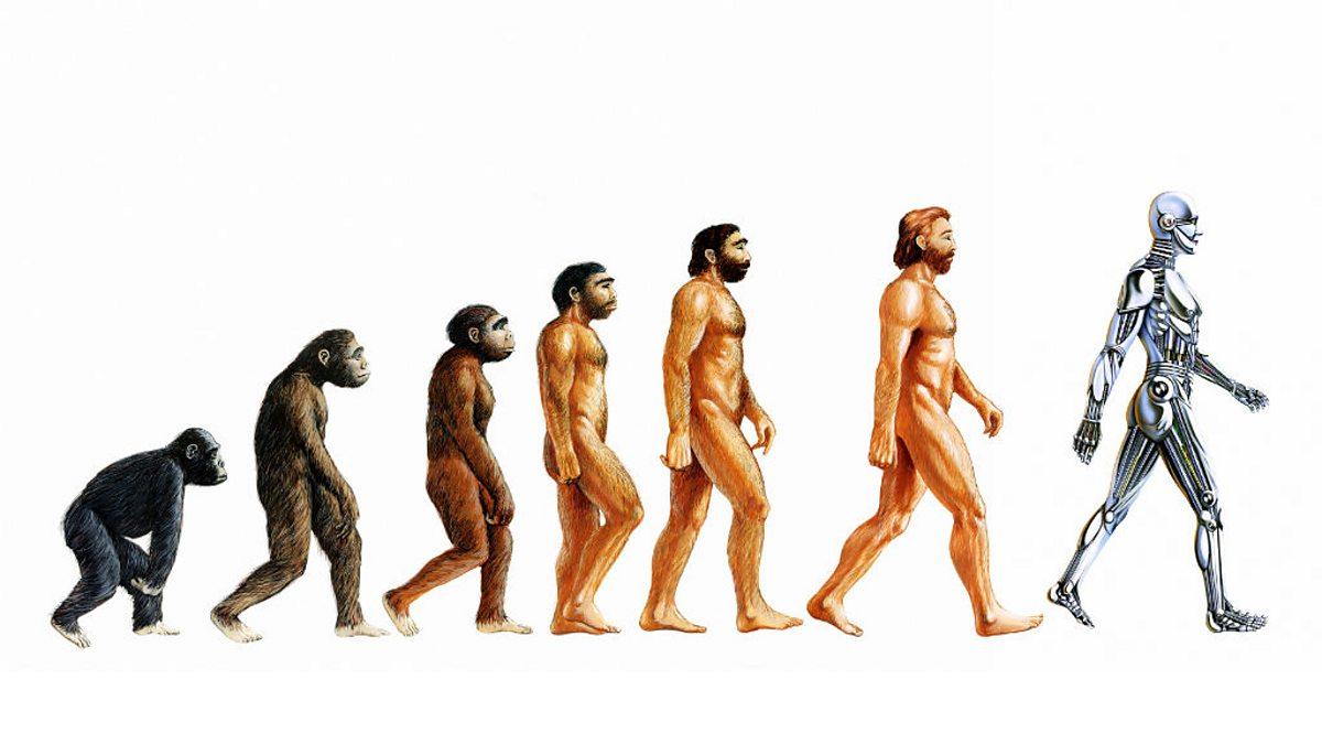 Эволюция человека смешная картинка, веселые картинки