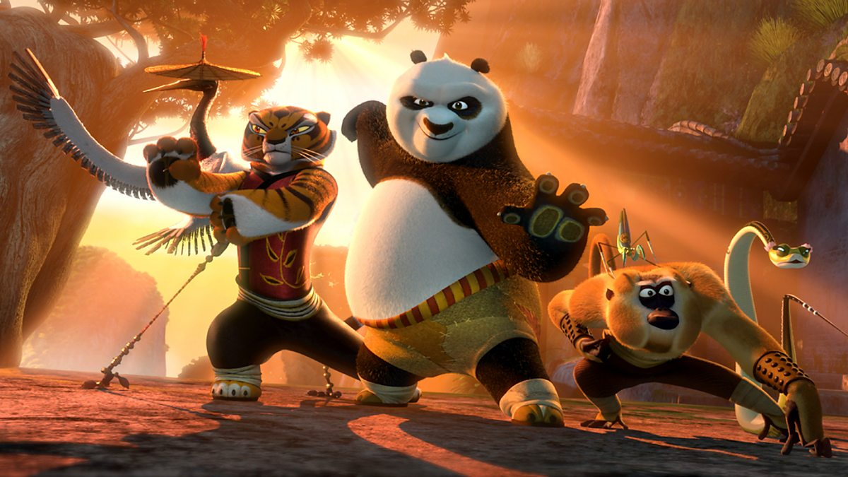 bbc two - kung fu panda 2