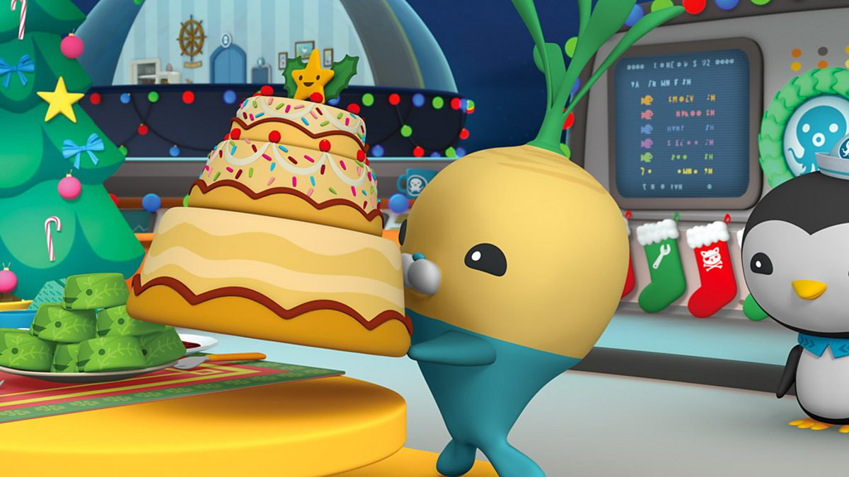 BBC - CBeebies - Octonauts, A Very Vegimals Christmas - Credits