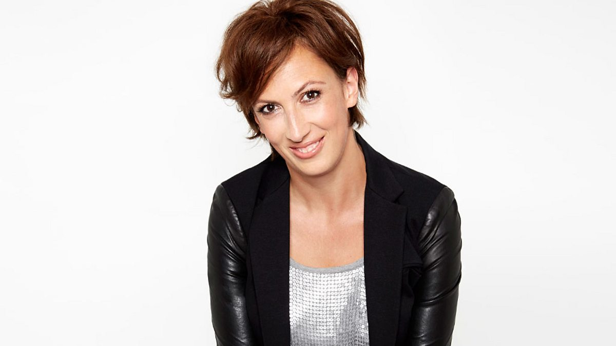 Tips: Miranda Hart, 2018s alternative hair style of the cool confident  actress