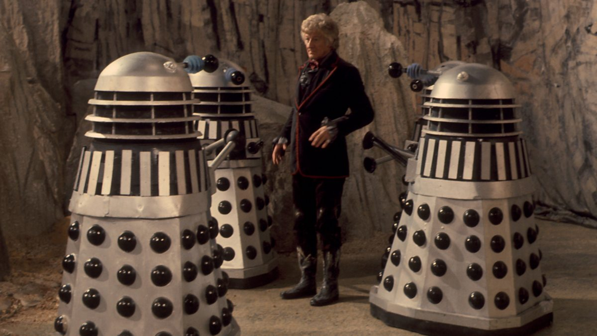 Bbc one the third doctor s final encounter with the - Doctor who dalek pics ...