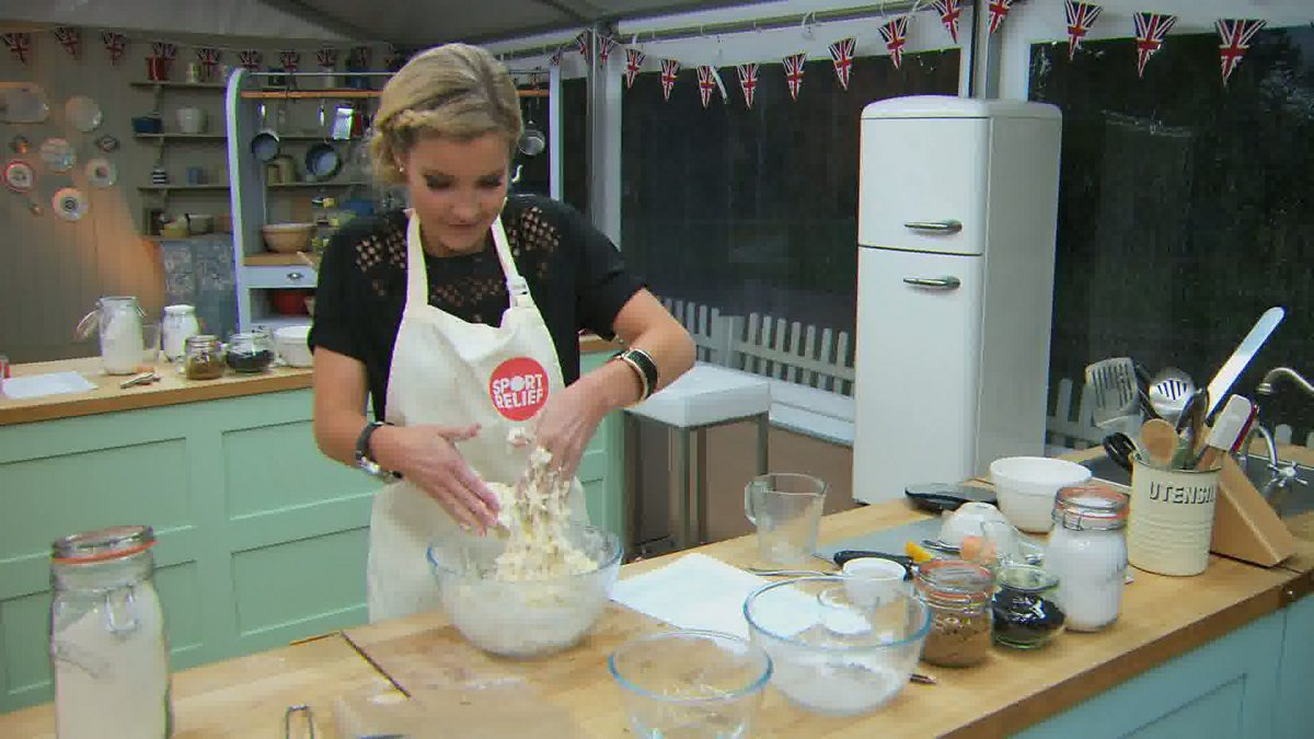 BBC One - The Great Sport Relief Bake Off, Series 2 ...