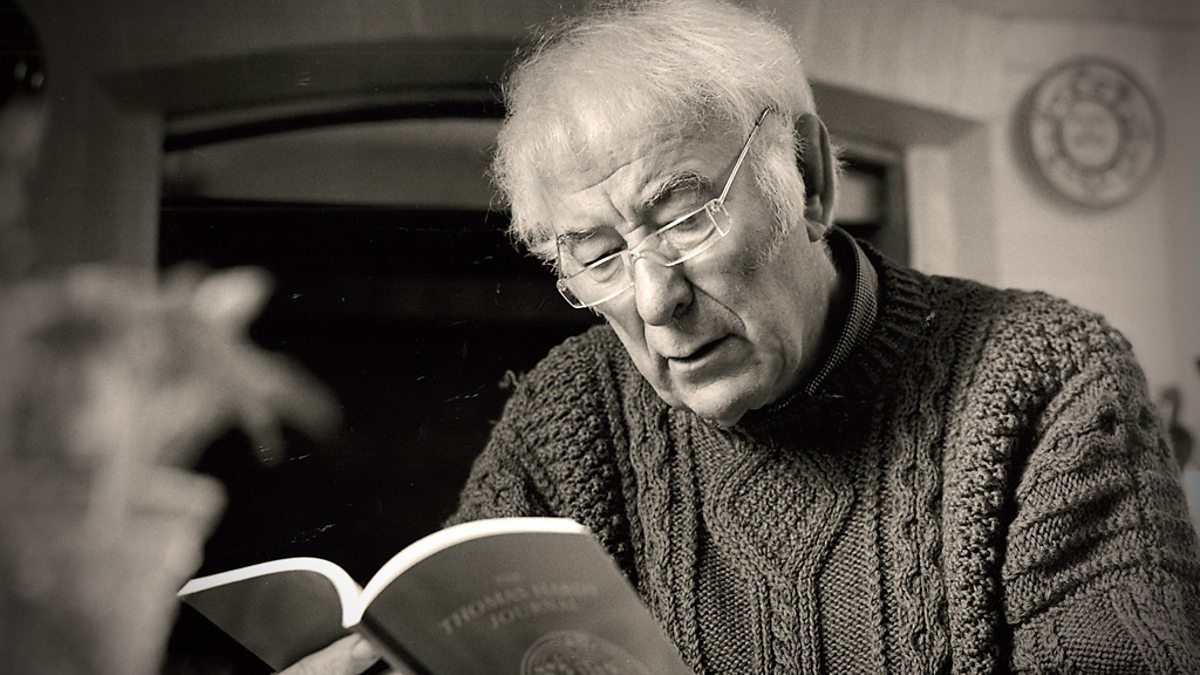 Image result for seamus heaney