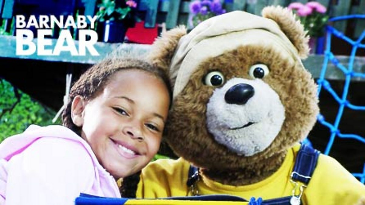 CBeebies - Barnaby Bear - Clips