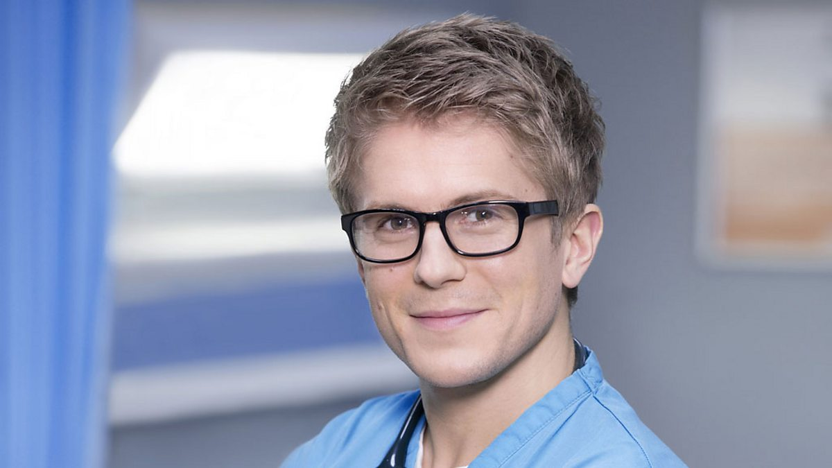 BBC One - Casualty - Ethan Hardy