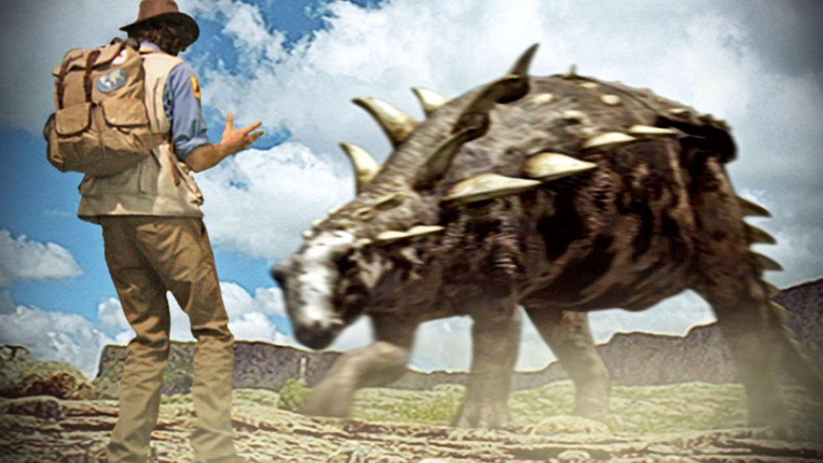 Bbc Iplayer Andys Dinosaur Adventures 5 Iberomesornis
