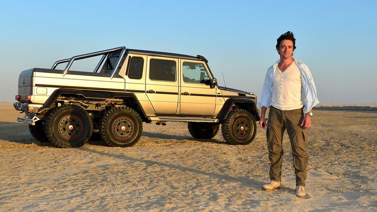 BBC Two - Top Gear, Series 21, Episode 4
