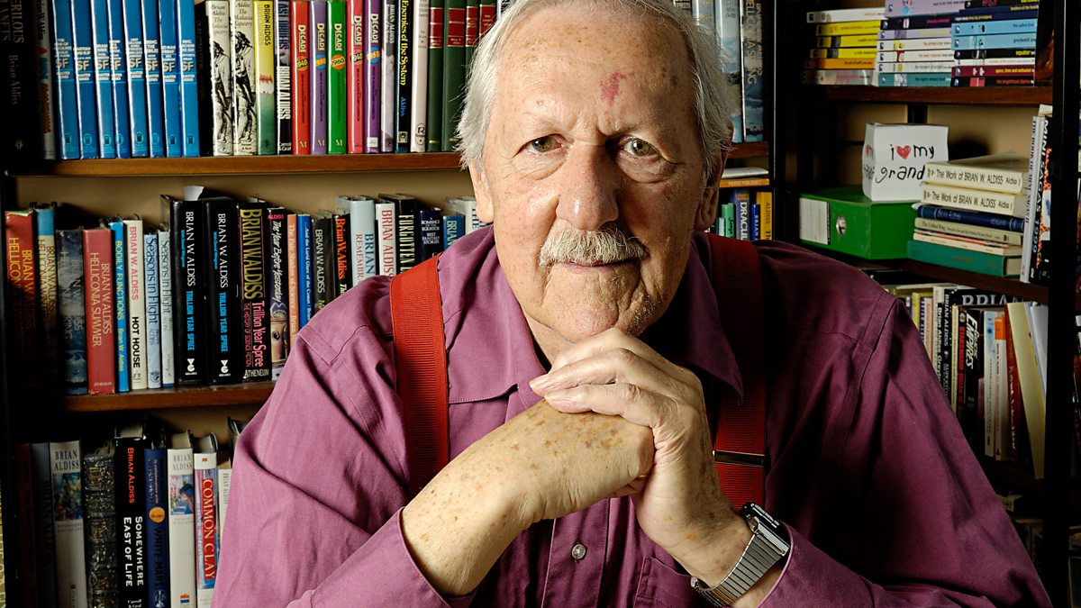 a peek into the future in headless by brian aldiss