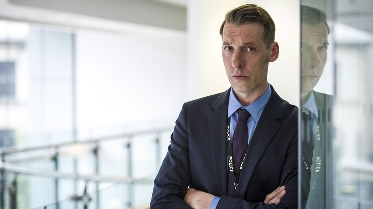 BBC One - Line of Duty - Matthew 'Dot' Cottan