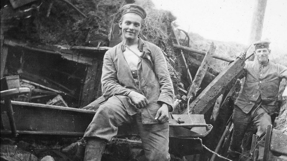 BBC Four - Hidden Histories: WW1's Forgotten Photographs ...