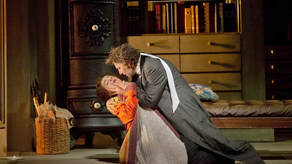 Image result for massenet werther sophie koch