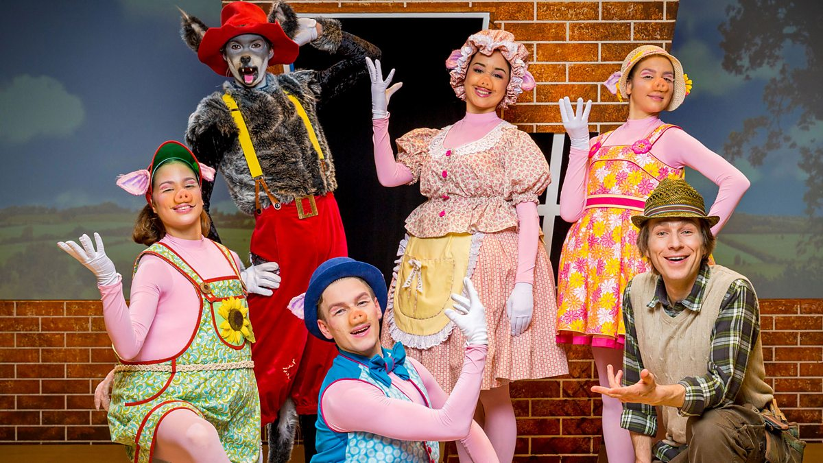 BBC iPlayer - CBeebies Presents - Three Little Pigs: A CBeebies Ballet