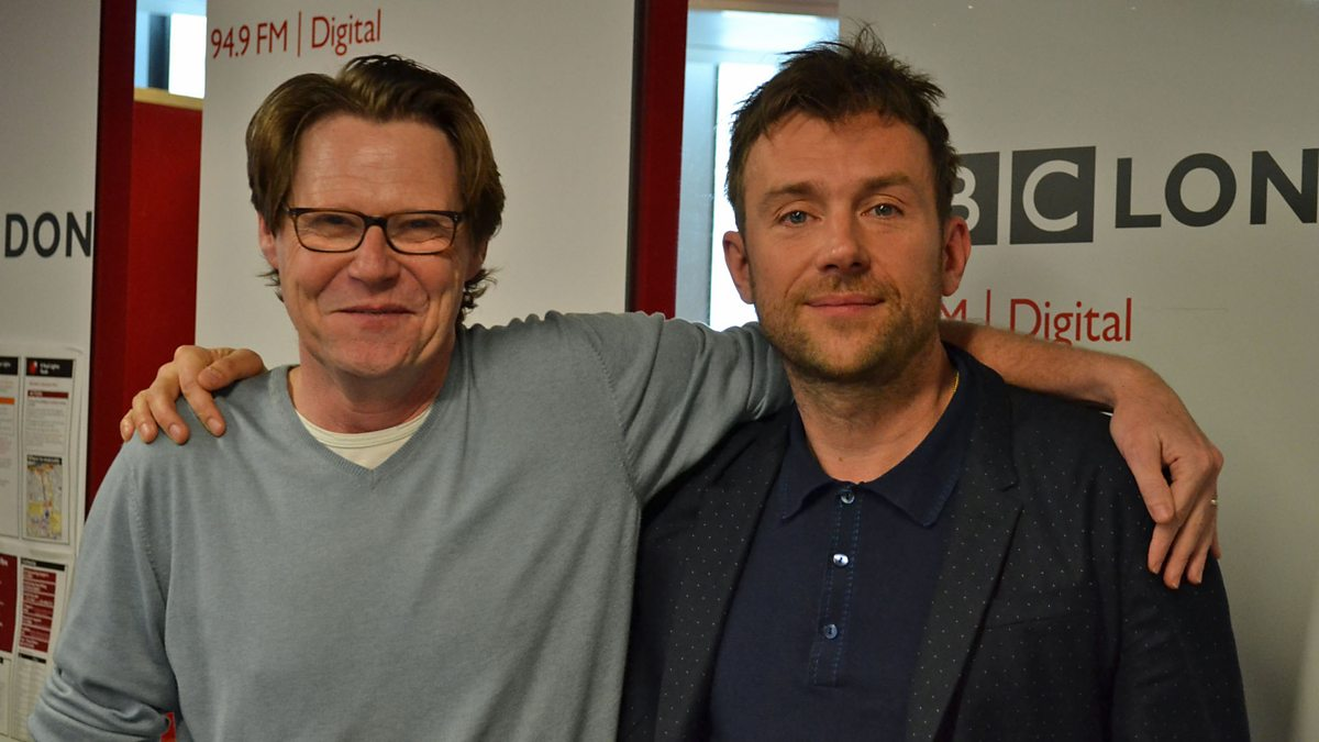 Bbc Radio London Robert Elms With Listed Londoner Damon Albarn Daniel Raven Ellison Michael Bond And Sharon Jones And The Dapettes