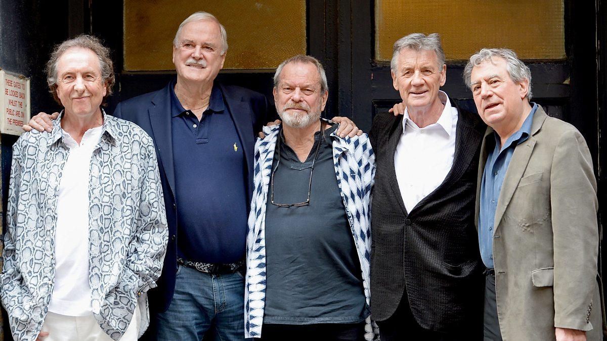 Monty Python Now