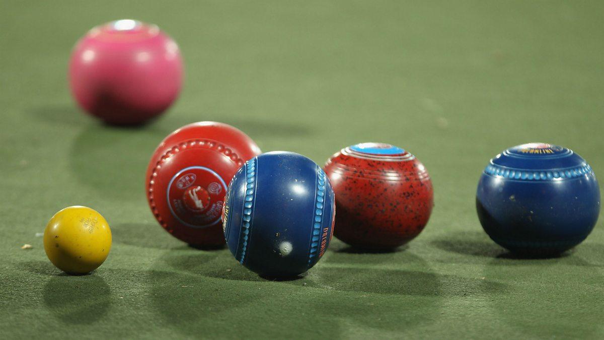 BBC Sport - Commonwealth Lawn Bowls