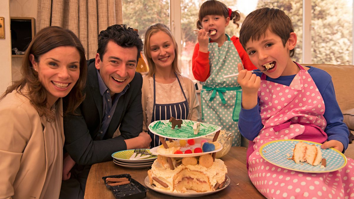Bbc Cbeebies Topsy And Tim Series 2 Special Cake