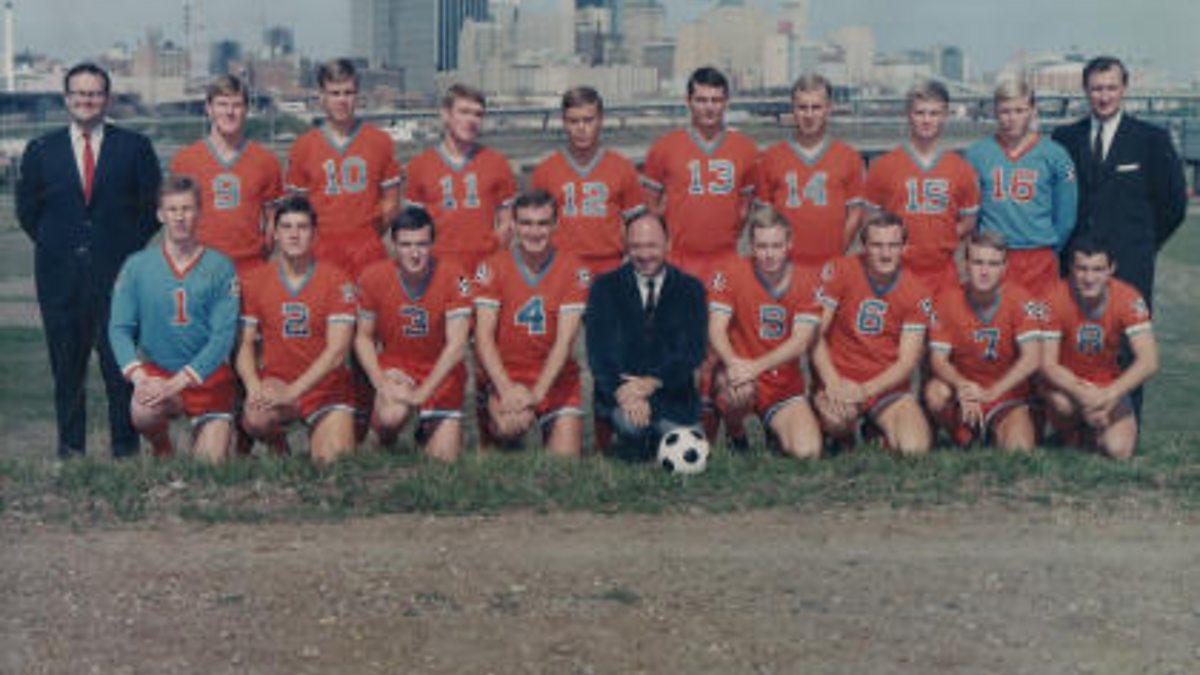 BBC World Service - World Football, Revisited: The Dallas Tornado 1967/68  World Tour