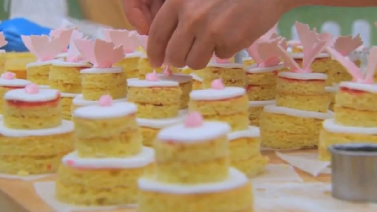 BBC One - The Great British Bake Off, Series 5, Cake, The ...