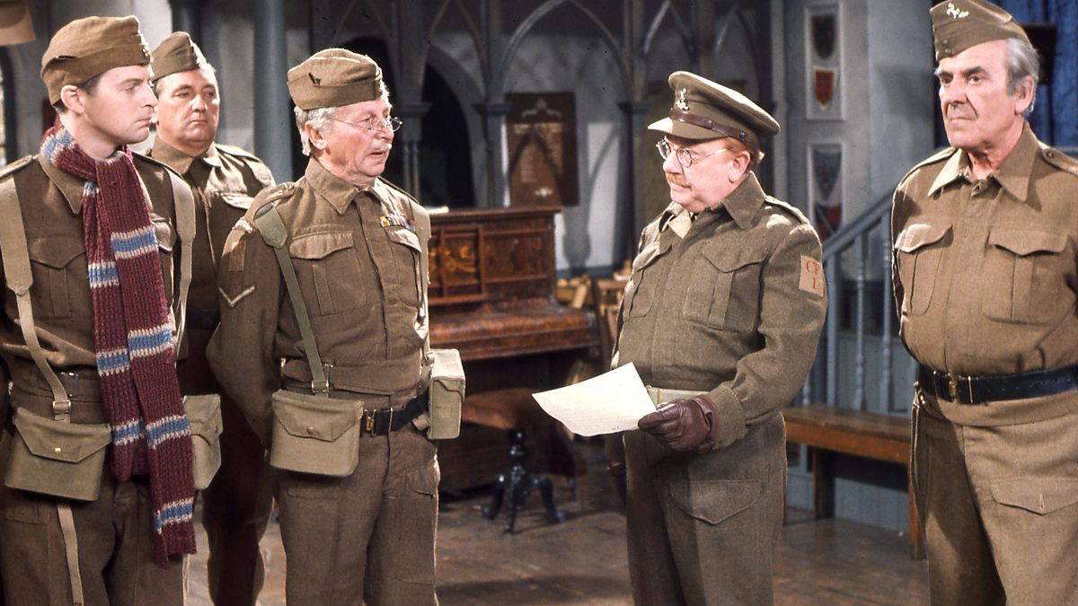 BBC One - Dad's Army, Series 8, When You've Got to Go