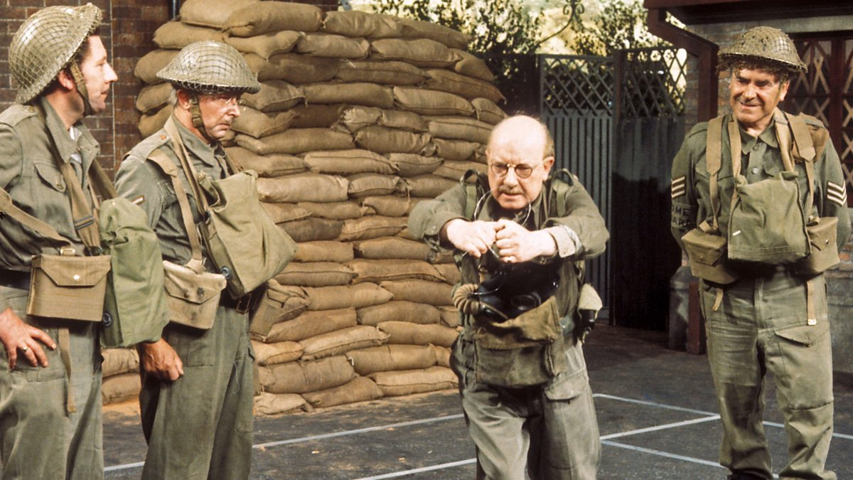 Dads Army : The Lion Has Phones - S03 - EP03
