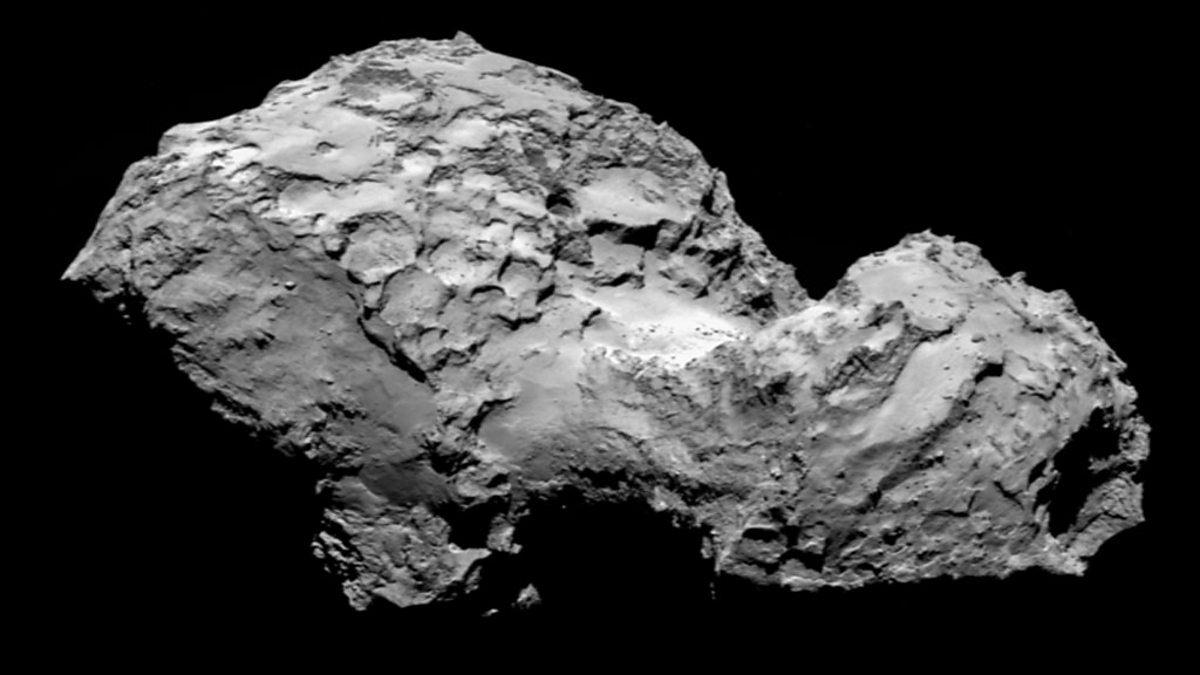 Bbc World Service  Discovery, Rosetta Mission Arriving Atet Et  Images Released On Rosetta's Arrival