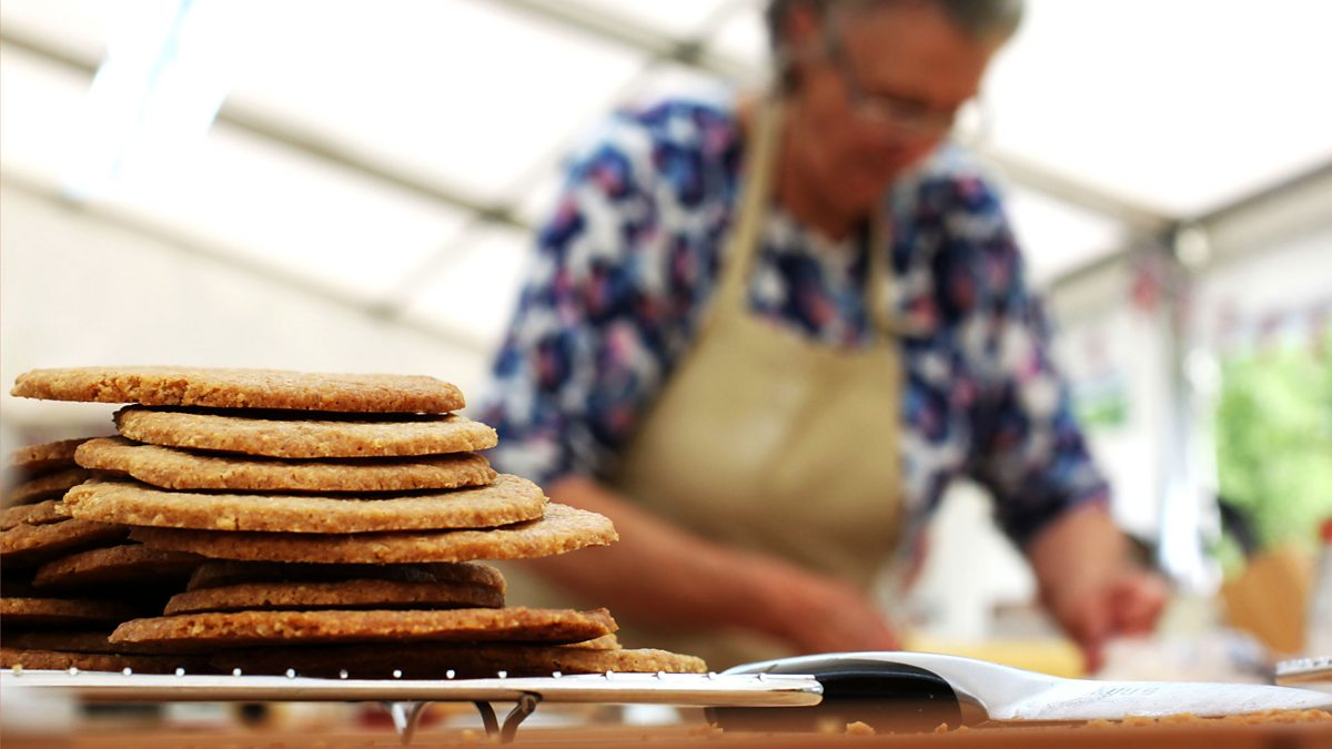 Bbc One The Great British Bake Off Series 5 Biscuits Recipes