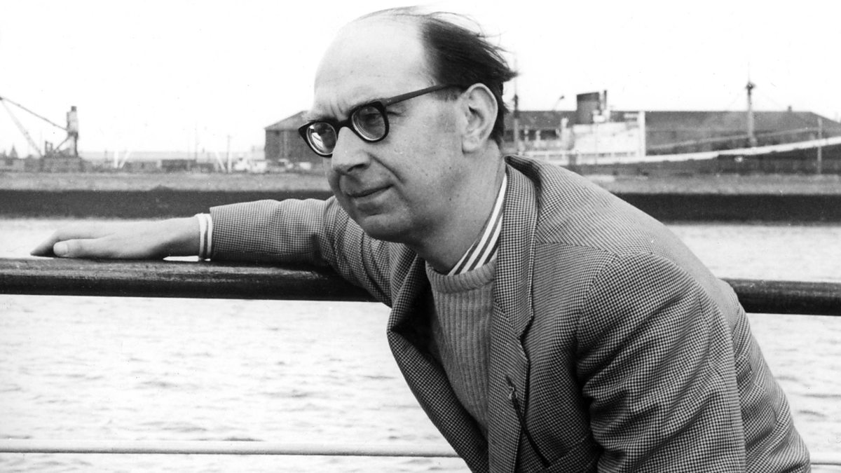 BBC Radio 4 - Book of the Week, Philip Larkin: Life, Art and