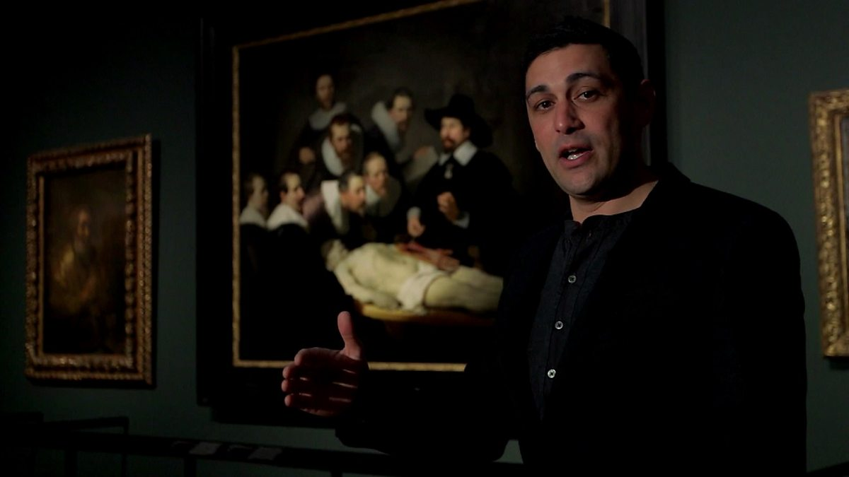 BBC Four - The Beauty of Anatomy, Rembrandt and Ruysch, The Anatomy ...