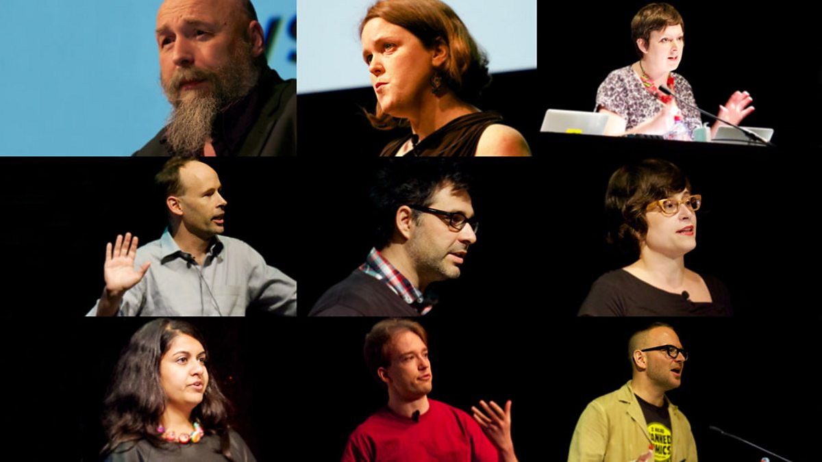 BBC World Service - Click, dConstruct Conference