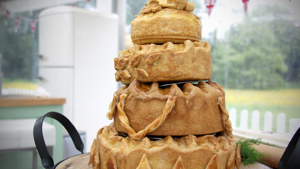 BBC One - The Great British Bake Off, Series 5, Pies and Tarts