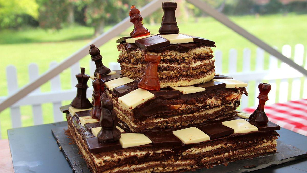 Great British Bake Off Chocolate Cake Recipe