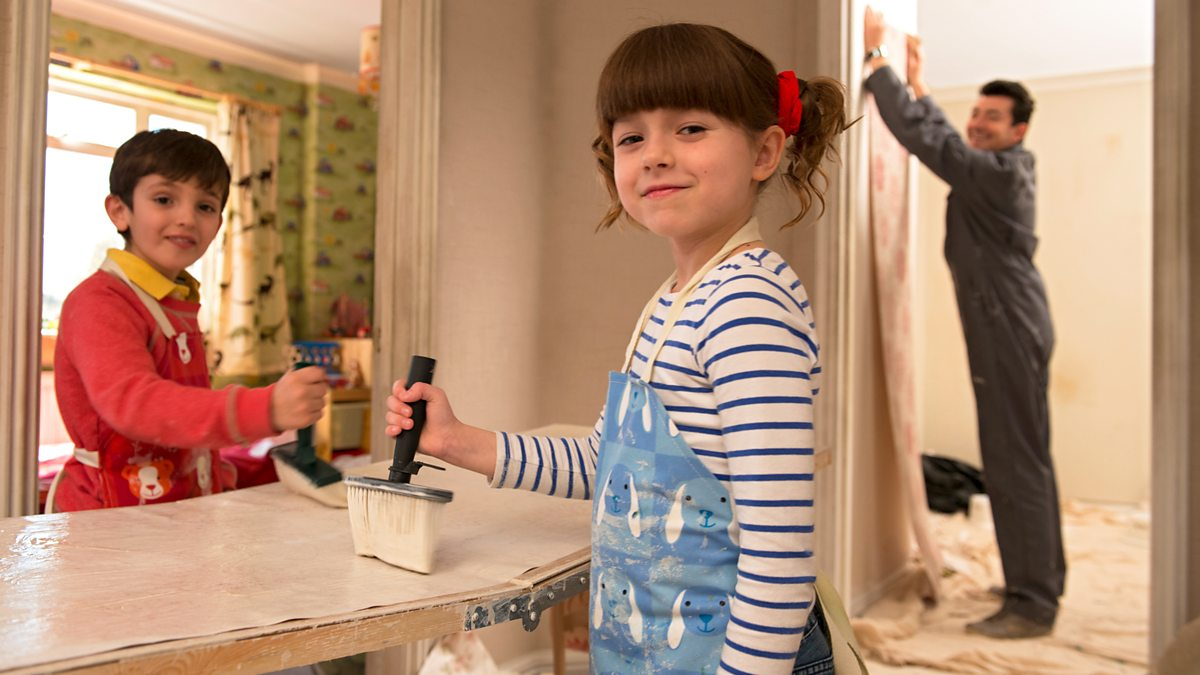 bbc iplayer topsy and tim series 2 17 helping dad. Black Bedroom Furniture Sets. Home Design Ideas