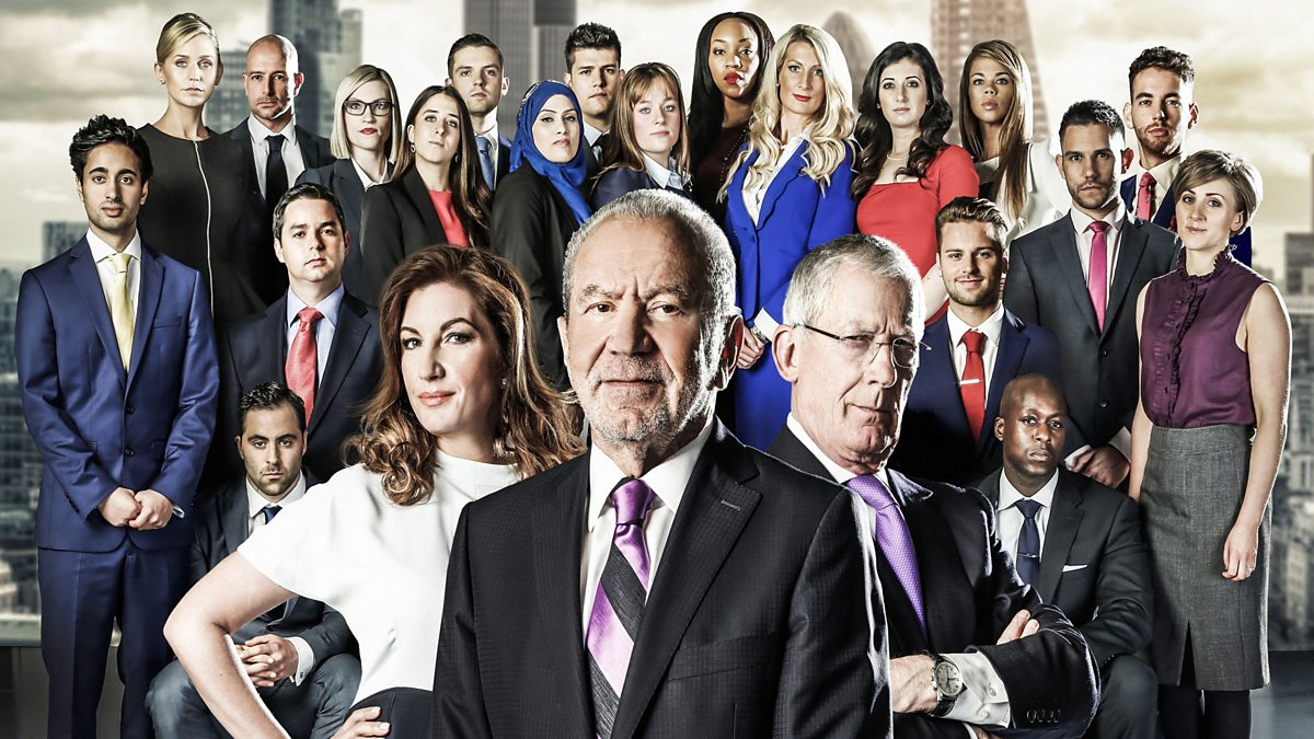 Meet The Apprentice candidates