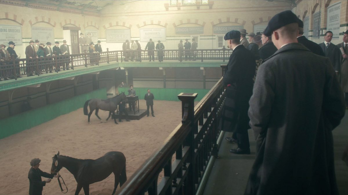 """BBC One - Peaky Blinders, Series 2, Episode 3, """"This is a ..."""