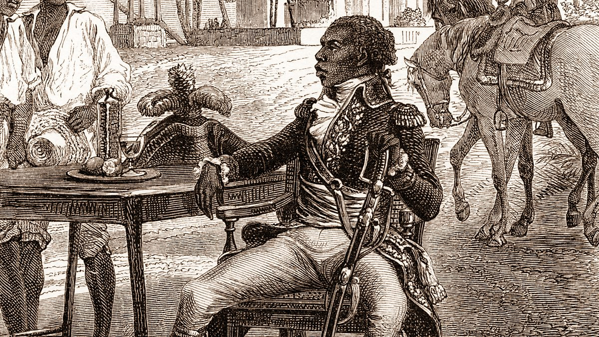 BBC Radio 4 - In Our Time, The Haitian Revolution