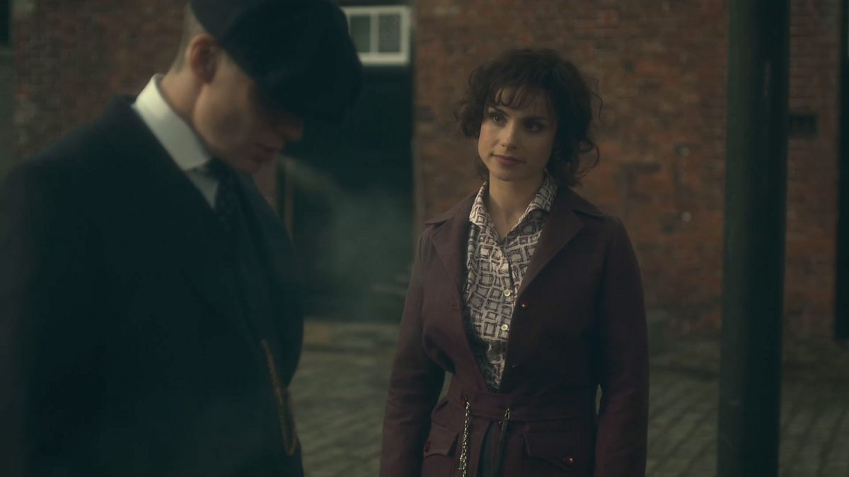 """BBC Two - Peaky Blinders, Series 2, Episode 5, """"The damage ..."""