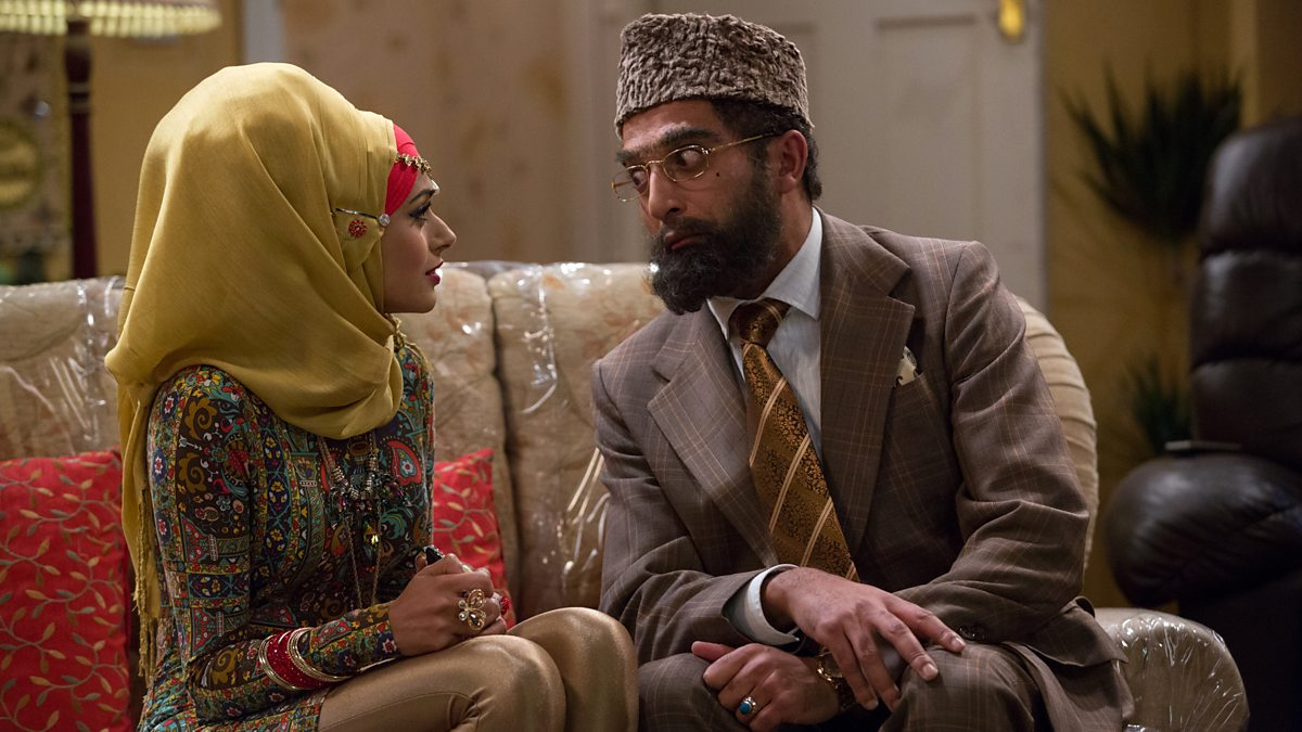 Bbc One Citizen Khan Series 3 The In Laws