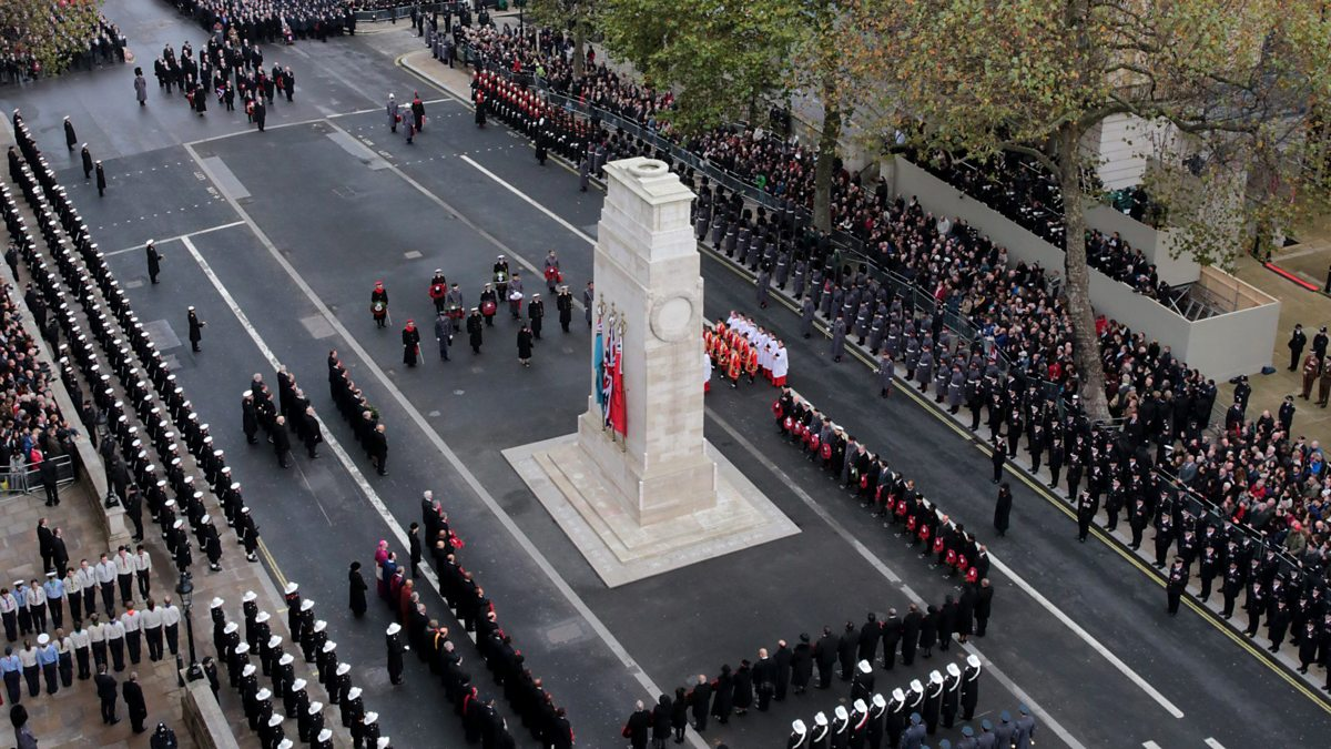 BBC One - Remembrance Sunday: The Cenotaph, 2014