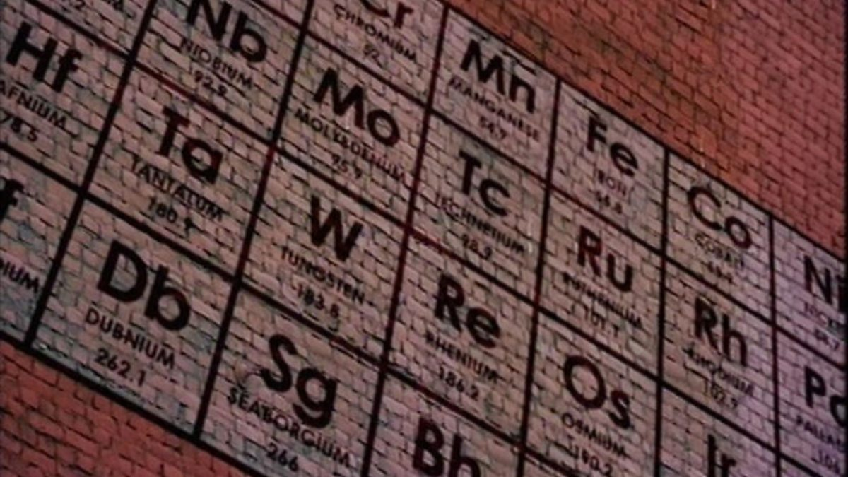 Bbc four chemistry a volatile history the order of the elements bbc four chemistry a volatile history the order of the elements periodic table of the elements urtaz Image collections