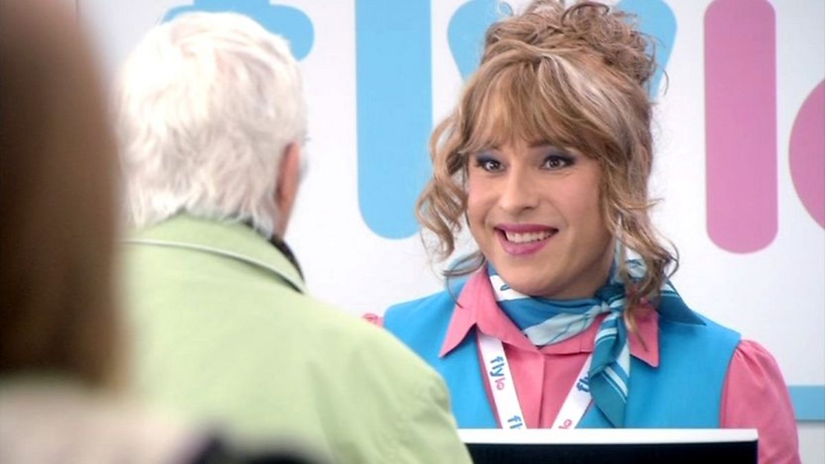 Come Fly With Me Bbc 1 Quotes: Come Fly With Me, Episode 1, Melody And Keeley